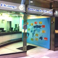 bureau de change roissy international currency exchange fermé bureau de change