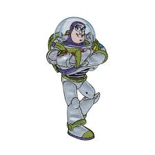 disney story sew on applique buzz lightyear discount