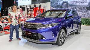 subaru showroom malaysia first look 2018 toyota harrier 2 0 turbo in malaysia u2013 rm238k