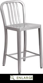 indoor outdoor counter height stool flash furnitur high silver metal indoor outdoor counter height stool w vertical