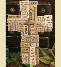 scripture gifts cross with scripture christian personalized gifts