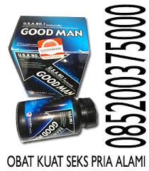 obat pembesar penis good man asli usa