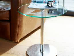 Glass Top Side Table Magnificent Living Room Furniture Interior Design Ideas Presenting