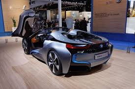 Bmw I8 Convertible - bmw i8 spyder soon to be unveiled exotic car list