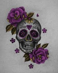 the 25 best sugar skull tattoos ideas on pinterest
