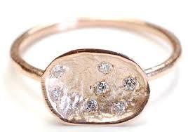 Alternative Wedding Rings by 34 Surprising Engagement Rings Under 1 000 Etsy Journal