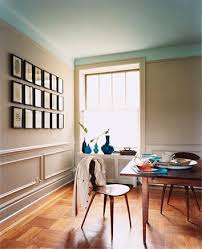 paint the ceilings white decorno