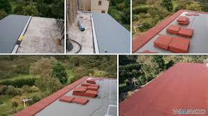 balkon bodenbelã ge wohnzimmerz balkonplatten kunststoff with einbau auf bitumenbahn