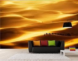 popular desert wall mural buy cheap desert wall mural lots from 3d wallpaper custom photo mural camel desert gobi 3d wall murals wallpaper for walls 3 d