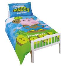 Peppa Pig Bed Set by Peppa Pig Peppa Pig Peppa Pig Games Peppapigset Co Uk