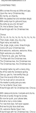 time song lyrics for 13 tree