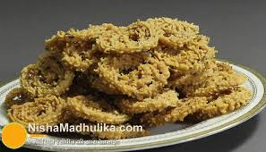 rice flour chakli चकल recipe samo rice chakli for vrat farali chakli nishamadhulika com