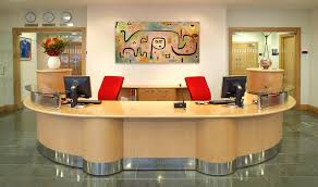 Granite Reception Desk Reception Desk Countertops