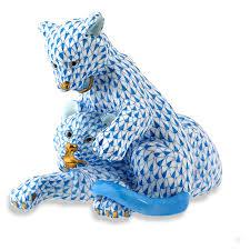 Home Interiors Figurines Wildlife Wildlife Figurines Handmade And Handpainted Herend