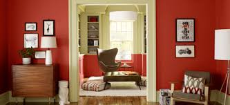 red room paint ideas u2014interior color ideas u2014decorating with color