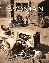 avonian fall 2009 by avon old farms issuu