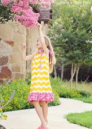 learn how to make a pillowcase dress with this free pillowcase