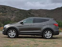 hyundai suvs 2014 2014 hyundai santa fe sport crossover suv review autobytel com