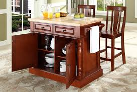 portable kitchen island with stools buy newport stainless steel top portable kitchen island portable