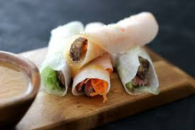 rice paper wrap e3 beef rice paper rolls with soy dipping sauce recipe e3