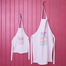 personalised child s apron by pickle pie gifts