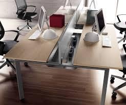 bureau avec plateau coulissant bureau meuble plateau coulissant