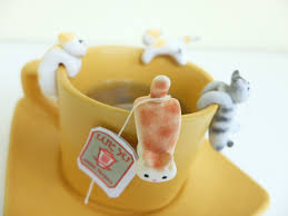 decorate your own tea cup best 25 tea bag holders ideas on tea holder clay and