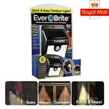 wireless led outdoor lights ever brite led outdoor light as on tv everbrite solar powered