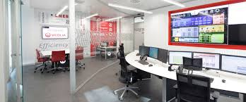solutions for control rooms and command centers gesab