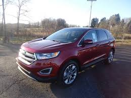 ford crossover suv new 2018 ford edge for sale in kingwood wv serving morgantown