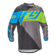 motocross gear set fly racing 2016 f 16 motocross jersey mx off road mesh panels