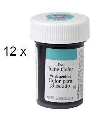 wilton helado color concentrado cola gel pastel cupcake colorante