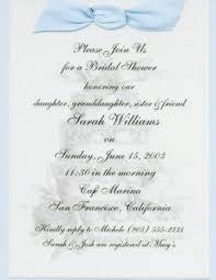 bridal party invitation wording bridal shower invitation templates orionjurinform