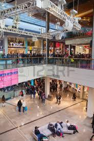 london uk november 29 2014 westfield stratford city shopping