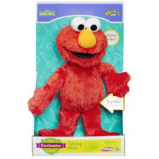amazon plush sesame street furchester hotel talking