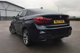 cars bmw x6 used 2017 bmw x6 xdrive30d m sport 5dr step auto for sale in
