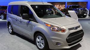 2014 ford transit connect wagon is as homely as it is hugely