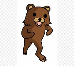 Meme Teddy Bear - pedobear internet meme teddy bear brown mouth png download 494