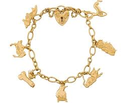 fine charm bracelet images Tracey emin creates fine jewelry collection artnet news jpg
