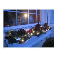 Christmas Decorations For Outside Window Boxes by 50 Best Christmas Window Boxes Images On Pinterest Christmas