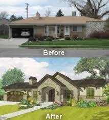 20 home exterior makeover before and after ideas home exterior house remodel soleilre com