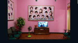 Korean Interior Design North Korea U0027s Candy Colored Interiors Cnn Style