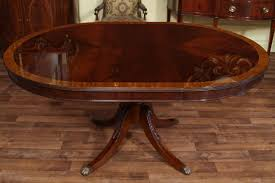 antique regency mahogany dining table dining tables