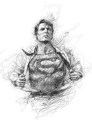 25 superman drawing ideas woman art