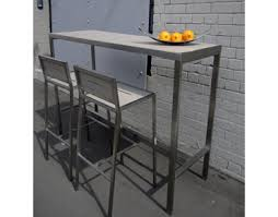 Outdoor Bar Table And Stools Luxury Outdoor Bar Tables High End Bar Tables Moss Furniture