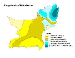 native plants of pakistan rangeland productivity and improvement potential in highlands of