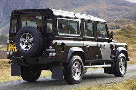 2009 land rover 2009 land rover defender 110 svx limited edition sw version revealed