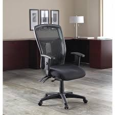 Ergonomic Office Chairs With Lumbar Support Amazon Com Lorell Executive High Back Chair Mesh Fabric 28 1 2