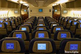 Boeing 777 Interior Varig Boeing 777 200