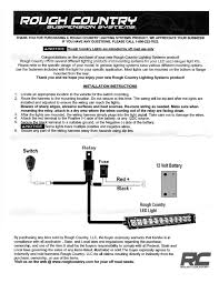 rough country led install help needed ford truck enthusiasts forums